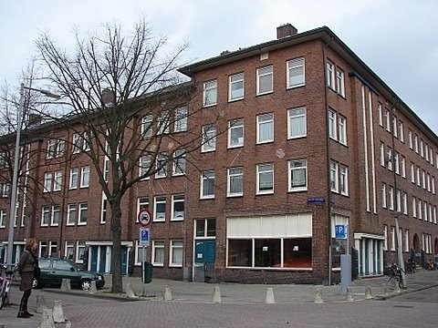 39 hier was de bakkerij van mijn opa 39 geheugen van west for Bakkerij amsterdam west