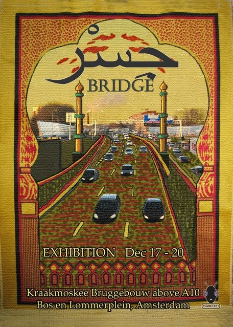 Expositie 'Bridge'