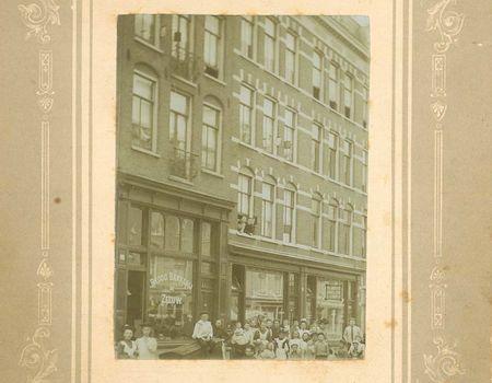 Waar is deze foto genomen geheugen van west for Bakkerij amsterdam west