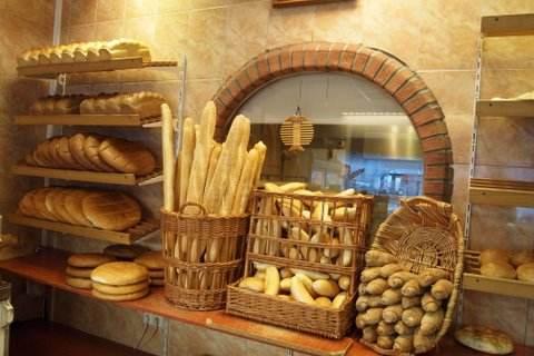 Het is voor de bakker geheugen van west for Bakkerij amsterdam west