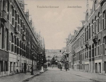 Elisabeth wolffstraat geheugen van west for Bakkerij amsterdam west