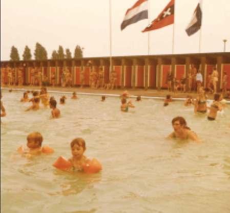 Zuiderakerbad geheugen van west for Foto in het bad