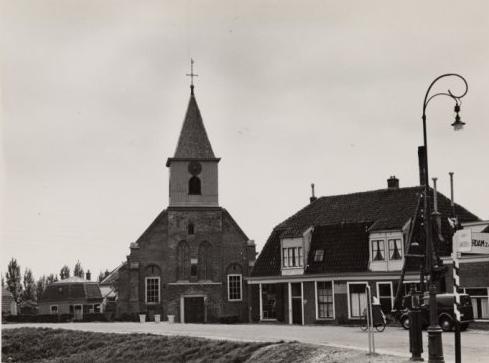 Die mooie oude spaarndammerdijk deel 4 geheugen van west for Bakkerij amsterdam west