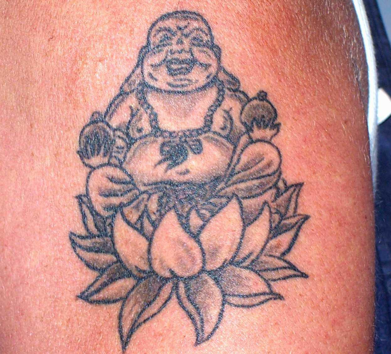 Fabulous Afbeeldingen Boeddha Tattoo - ARCHIDEV @AA62