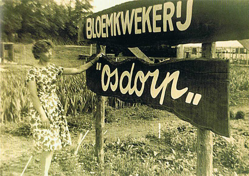Er was eens ... Tuincentrum Osdorp (sinds 1960) - Geheugen van West