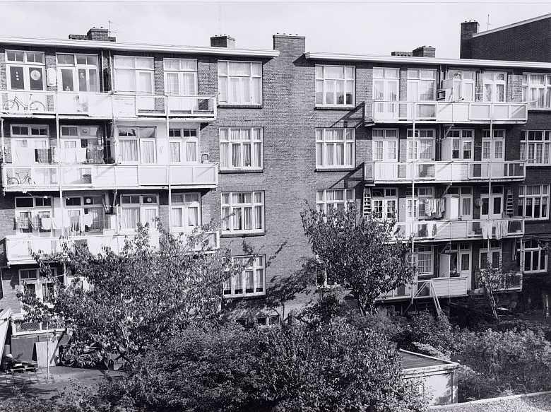 witte de withstraat, de jaren vanaf 1962 - geheugen van west
